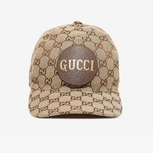 Gucci supreme hat size medium
